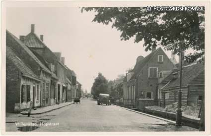 Willemstad, Hopstraat
