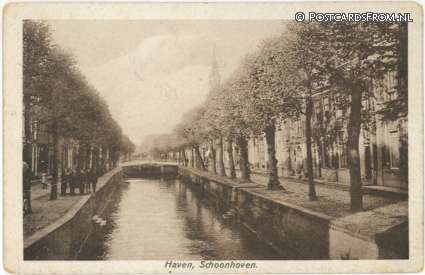 Schoonhoven, Haven
