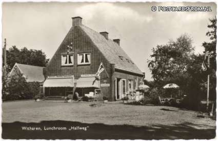 Witharen, Lunchroom 'Halfweg'