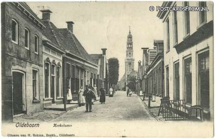 Oldeboorn, Kerkeburen