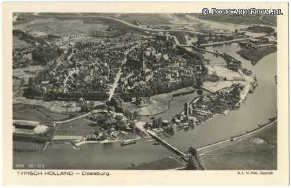 Doesburg, Typisch Holland