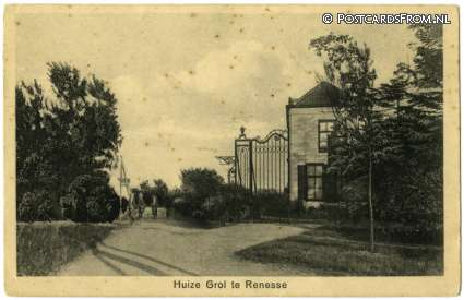 Renesse, Huize Grol