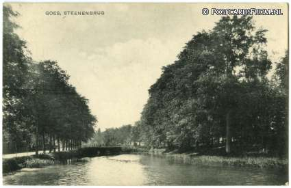Goes, Steenenbrug