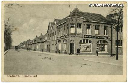 Sliedrecht, Havenstraat