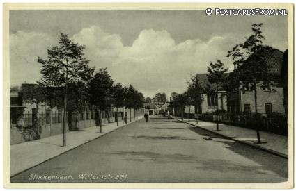 Slikkerveer, Willemstraat